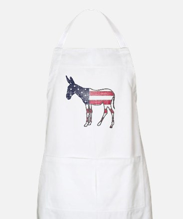 Faded American Donkey Apron