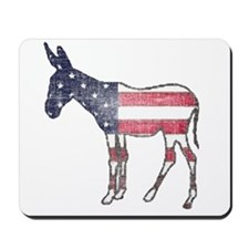 Faded American Donkey Mousepad