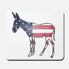 Faded American Donkey Mousepad
