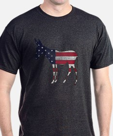 Faded American Donkey T-Shirt