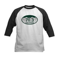 70.3 Colo License Plate Tee