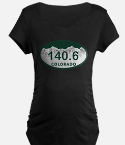 140.6 Colo License Plate T-Shirt