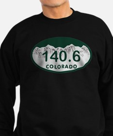 140.6 Colo License Plate Sweatshirt