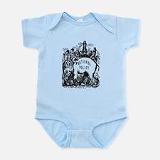 Vintage National Policy Infant Bodysuit