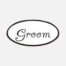 Groom Patches