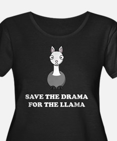 save the drama for the llama T