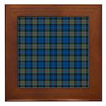Tartan - Murray Framed Tile