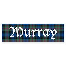 Tartan - Murray Bumper Sticker