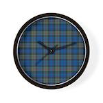 Tartan - Murray Wall Clock