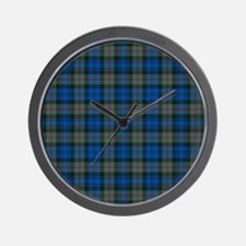 Tartan - Murray Wall Clock