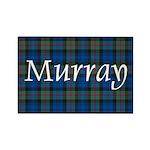 Tartan - Murray Rectangle Magnet