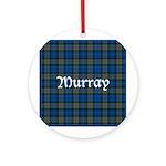Tartan - Murray Ornament (Round)