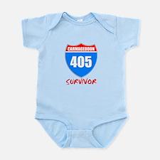 Carmageddon Survivor Infant Bodysuit
