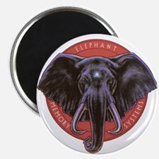 "Cute Elephant 2.25"" Magnet (100 pack)"