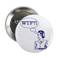 WTF Vintage Button
