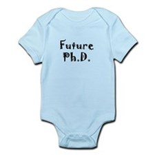 Future Ph.D. Infant Bodysuit