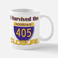 I Survived the 405 Closure Mug