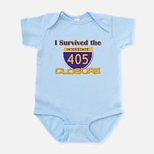 I Survived the 405 Closure Infant Bodysuit