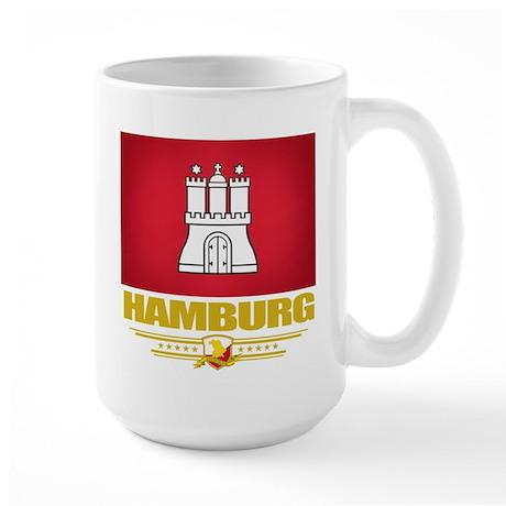 Hamburg Pride Large Mug