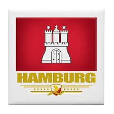 Hamburg Pride Tile Coaster