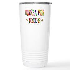 GUINEA PIGS RULE Travel Mug