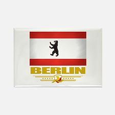 Berlin Pride Rectangle Magnet