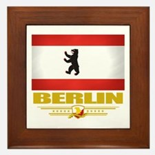 Berlin Pride Framed Tile