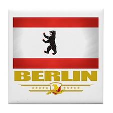Berlin Pride Tile Coaster