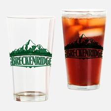 Breckenridge Drinking Glass