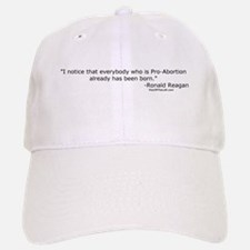 Reagan: Everybody who is Pro-Abortion Hat
