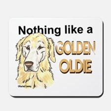 Golden Oldie Mousepad