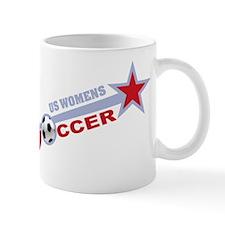 US Women's Soccer Mug