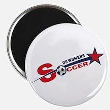"""US Women's Soccer 2.25"""" Magnet (10 pack)"""