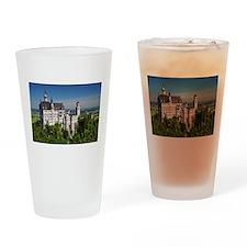 Neuschwanstein Castle Drinking Glass