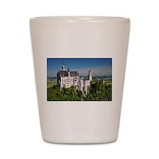 Neuschwanstein Castle Shot Glass