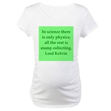 Lord Kelvin quotes Shirt