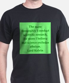 Lord Kelvin quotes T-Shirt