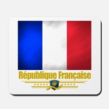 French Pride Mousepad