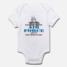Air Force Brother Infant Creeper
