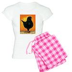 Schietti Modena Pigeon Women's Light Pajamas