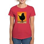 Schietti Modena Pigeon Women's Dark T-Shirt