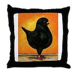 Schietti Modena Pigeon Throw Pillow