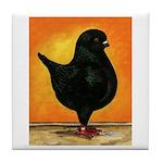 Schietti Modena Pigeon Tile Coaster