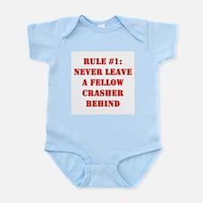 Crashing Rule #1 Infant Creeper