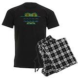 Crocodile Men's Pajamas