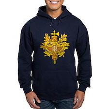 French Emblem Hoodie