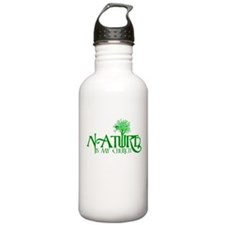 Nature is my Church Water Bottle