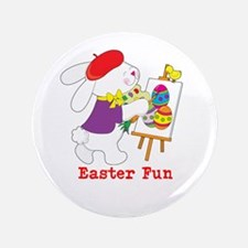 """Easter Fun 3.5"""" Button (100 pack)"""