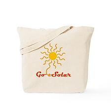 Go Solar Tote Bag