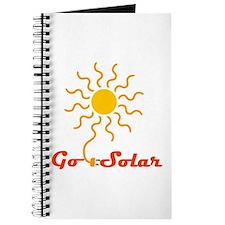 Go Solar Journal